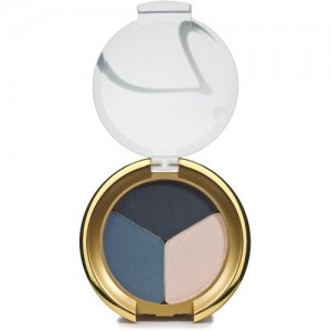 PurePressed® Eye Shadow Triple Truly Denim